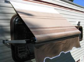 Window Awning Replacement Fabric